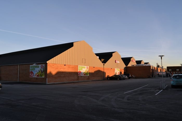 Nymarkscenteret Fredericia 1