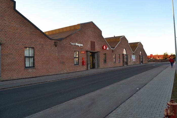 Nymarkscenteret Fredericia